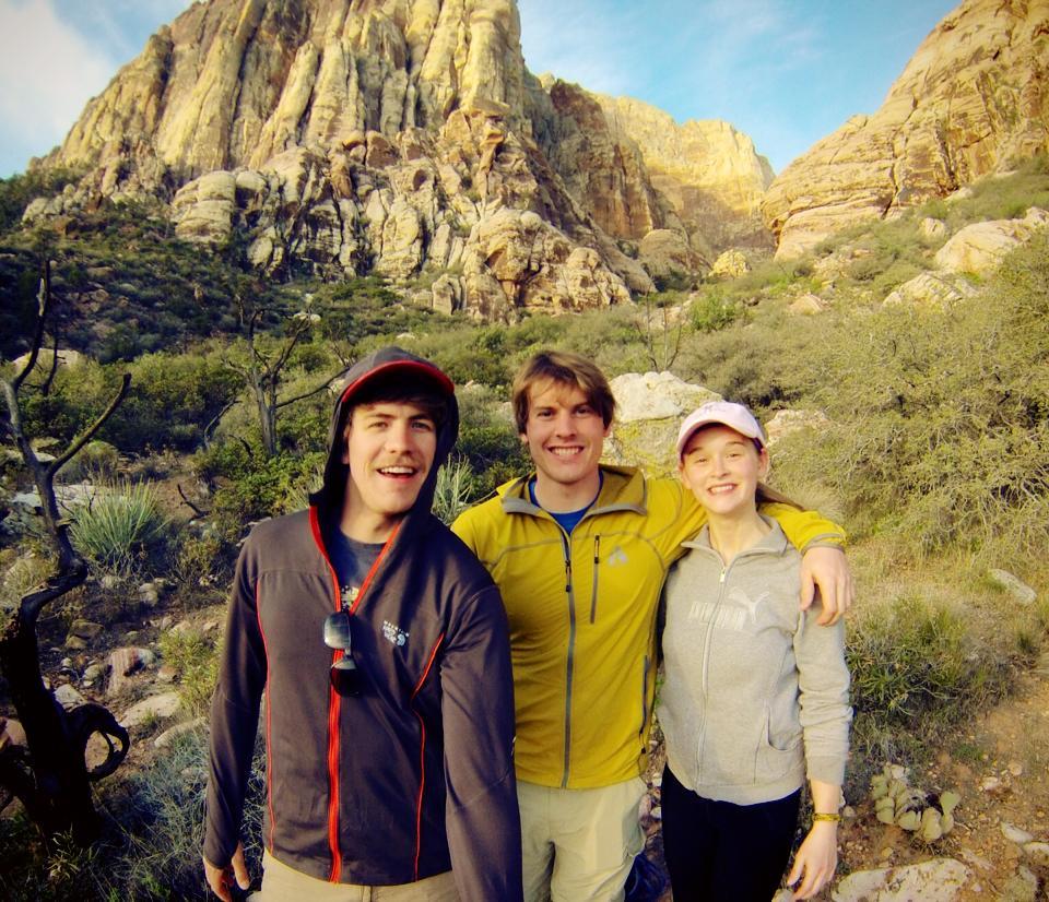 three of us blog